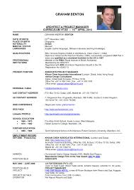 34 Project Manager Sample Resumes Example Architectural Project