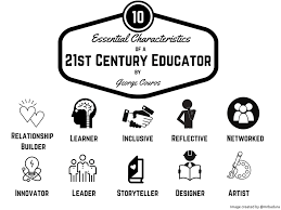 essential characteristics of a st century educator the 10 essential characteristics of a 21st century educator