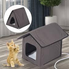 cat house plans indoor