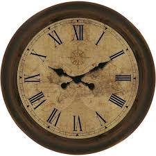 chaney instruments wall clock clocks outstanding wall clock instruments clock wooden round clock antique clock with roman chaney instruments 75100c acurite