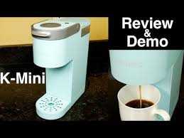 If your keurig mini coffee maker is in a sedentary state for over 90 seconds, then it's going to go off all by itself. Keurig K Mini Review And Demo Youtube