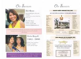 ad sample sample souvenir program ad 4ever40 sisterhood association inc
