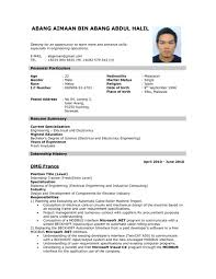 How To Prepare A Resume For A Job How To Prepare Resume Sample Interesting Modern Writing Ins Of 32