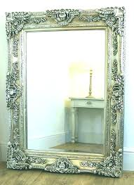 rectangle wall mirrors large rectangular l mirror size of extra decorative wooden home framed