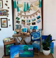 party ideas rustic art birthday party