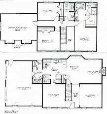 Awesome Small 4 Bedroom 2 Bath House Plans Arts