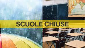 Allerta Meteo Sicilia: scuole chiuse a Messina domani 13 Novembre - MeteoWeb