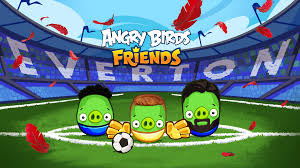 Pickford, Mina And Gomes Become Latest Everton Stars In Angry Birds Game