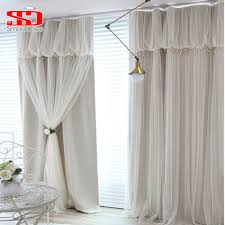 Lace Bedroom Curtains Lace Curtains Promotion Shop For Promotional Lace Curtains On
