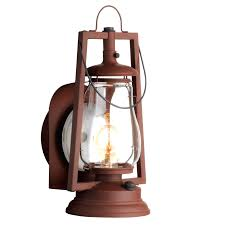 rustic lighting made to order in america 49er series wall mount lantern with