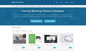 Buy Templates Online Best Places To Buy Premium Bootstrap Themes Top Bootstrap