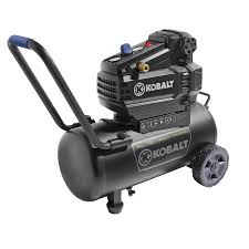 gas air compressor. kobalt 8-gallon portable electric horizontal air compressor gas