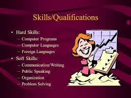skills and qualifications resumes cover letters ppt video online download