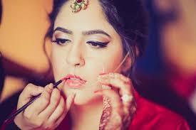 shruti sharma bridal makeup artist