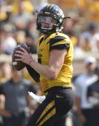 Maty Mauk Football University Of Missouri Athletics