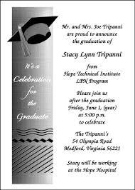 Graduation Program Template Pdf Graduate School Invitations For Class Graduates Of All Schools From