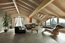 furniture for loft. space minimalist design attic fireplace loft white sofa sunlight interior stylish wooden ethnic furniture chairs living for l