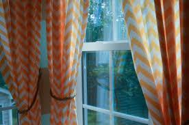 Grey Zig Zag Curtains | Yellow Chevron Blackout Curtains | Chevron Curtains