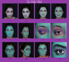 step by witch makeup how to apply for vidalondon