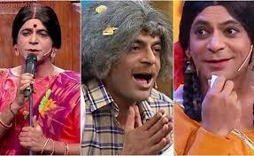 As Kapil Sharma Slips On Trp Charts Sunil Grover All Set To