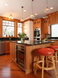 craftsman kitchen lighting. mission style kitchen cabinets to draw back the old days craftsman lighting s