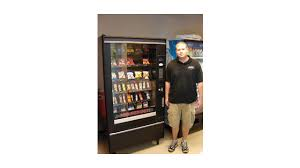 Importance Of Vending Machines Stunning LED Screens Make Venders Electronic Billboards VendingMarketWatch