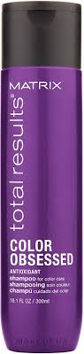 <b>Matrix Total</b> Results Color Obsessed Shampoo - <b>Шампунь</b> для ...