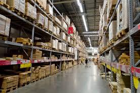 Ikea Brooklyn Warehouse Aisles