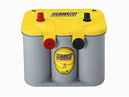 Optima Mustang Performance Battery Yellow Top D34 78 79 10 All Optima Battery Deep Cycle Battery Yellow Top