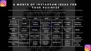 33 Instagram Ideas For Your Business Insomnicat Media Inc
