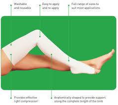 Tubigrip Tubular Bandage Size Chart