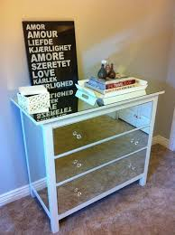 ikea mirrored furniture. I FINALLY Finished My Dresser. For Some Reason, Love Mirrored Furniture. They Make A Room A. Ikea Furniture S