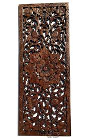 wooden carved wall hangings wall decor floral wood carved wall panel wall hanging home decor decorative wooden carved wall  on wood carving wall art australia with wooden carved wall hangings wall carved pair of wall art panel wood