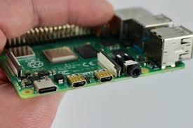<b>Raspberry Pi</b> 4 Model B: <b>мини</b>-<b>ПК</b> с USB3.0, 4ГБ DDR4 - MicroPi