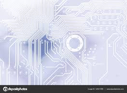 Electronic Light Board Circuit Board Electronic Computer Hardware Technology
