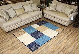4 by 6 rug. Amazon.com: Modela Collection Geometric Abstract Area Rugs New Vibrant Colors (Navy Blue Teal, 4\u00279\ 4 By 6 Rug L