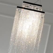 luxury designer italian square crystal chandelier