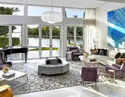Miami Interior Design Style Designer Qna Rob Brown And Todd Davis Are The Yin And Yang