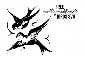 Free for commercial use no attribution required high quality images. Free Bird Svg Cut File Free Pretty Things For You