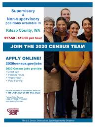 Flyer Jobs Us Census Job Flyer Kitsap Economic Development Alliance