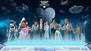 Here you can find the best star wars wallpapers uploaded by our community. Dear Friends Let S Set Aside Raddus Controversies And Galactic Legend Rants Especially Today On Valentine S Day May The Love Be With You Always And Enjoy The New Wallpaper Swgalaxyofheroes