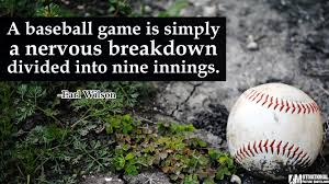 Baseball Quote 100 Inspirational Baseball Quotes Images Insbright 38