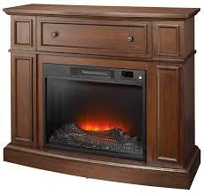 electric fireplaces menards