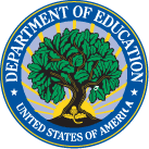 Image result for US department of education LOGO