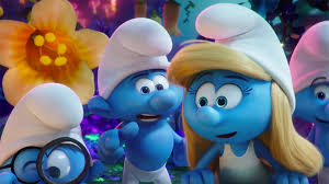 Cartoon Film Smurfs The Lost Village Review All Animated And The Better For