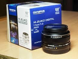 Обзор от покупателя на <b>Объектив Olympus M.Zuiko Digital</b> 17mm f ...