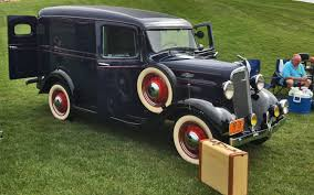 1929 Chevrolet Delivery - Information and photos - MOMENTcar