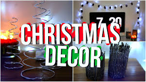diy tumblr room decor 2015 diy christmas holiday room decor