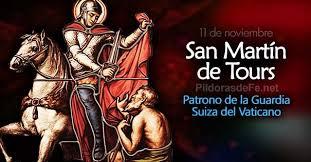 Resultado de imagen para VIDA Y OBRA DE SAN MARTIN DE TOURS (SAN MARTIN CABALLERO)