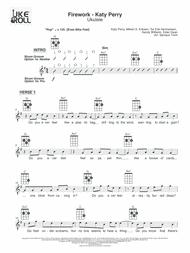 Lava for voice, piano or guitar, intermediate sheet music. Uke N Roll Firework Ukulele Free Sheet Music Download Pdf Free Sheet Music Piano